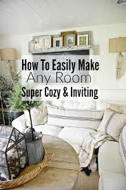 how to make a house cozy how to make any room cozy liz marie blog