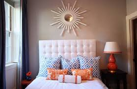 orange and blue bedroom orange and navy color palette boy s decorating with orange damaskdecorating with orange damask sui generis home furniture