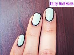 border line nail art nail art gallery