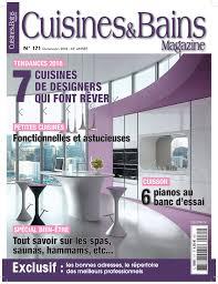 cuisines bains cuisines et bains magazine 171 shop beemedias