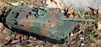 Backyard Artillery Vs Tanks 1 24 Battle Tanks Rc Driver
