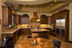 Kitchen Cabinet Finishes Ideas Door Trim Ideas Glass Tile Backsplash Brown Oak Wood Kitchen