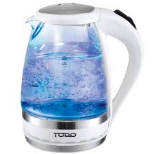 l with outlet in base 1 5l glass cordless kettle 2200w hhb 1770 129 00 electronics