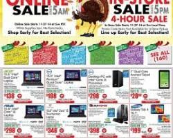 laptop deals dell black friday fry u0027s black friday 2017 deals u0026 sale ad
