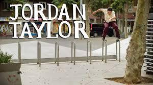 jordan taylor wknd part transworld skateboarding