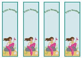 5 best images of mermaid bookmarks printable little mermaid