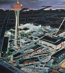 Illinois State Fairgrounds Map by Art Skool Damage Christian Montone Of Monorails Rockets