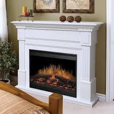 Essex White Electric Fireplace By Dimplex Wolf And Gardiner Wolf