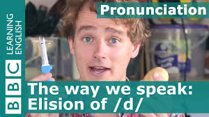Internet Meme Pronunciation - pronunciation why does the sound d sometimes disappear youtube