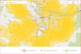 Portland Map App by Another New Ios Pilot App Drone Volt Pilot Dji Phantom Drone Forum