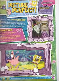 post your spongebob magazine spongebob spongebuddy mania