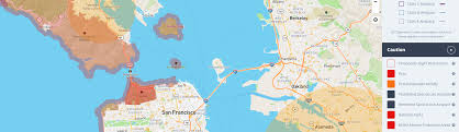 Sf Crime Map Ask Drone Where Can I Fly My Drone In San Francisco And How