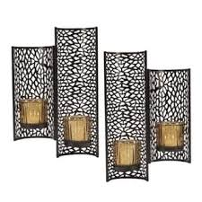 Flameless Candle Wall Sconce Set 2 Candles U0026 Candle Holders Shop The Best Deals For Dec 2017