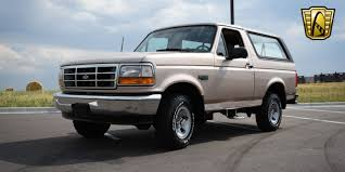bronco car 1996 1996 ford bronco for sale 67 used cars from 2 000
