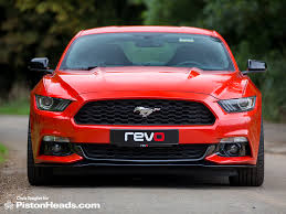 tuned mustang ford mustang ecoboost revo stage 1 review pistonheads