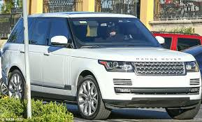 kris jenner mercedes suv reclusive rob spotted after calling a b