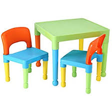 Plastic Table And Chairs Liberty House Toys Children U0027s Table And 2 Chairs Set Plastic