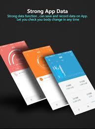 wp105 oled blood pressure spo u2082 rate monitor ip67 sport