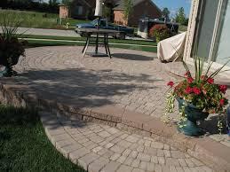 flagstone pavers patio garden ideas brick patio design ideas brick patio design for new