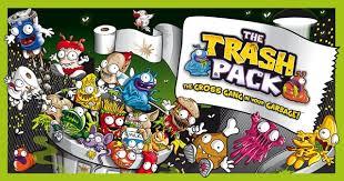 trash pack gross gang garbage toys