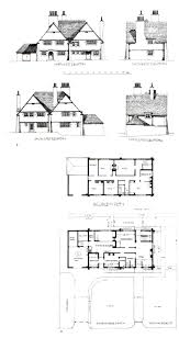 Edwardian House Plans by Cottage By Cfa Voysey 1913 Becket House References Pinterest
