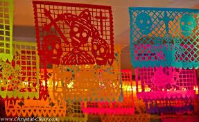 dia de los muertos decorations oaxaca mexico colour in the streets dia de los muertos decorations