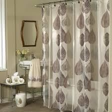 fabric shower curtains beach blue corner bathroom pedestal sink