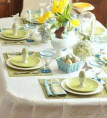Natural Easter Table Decorations by 6 Egg Cellent Easter Table Scapes