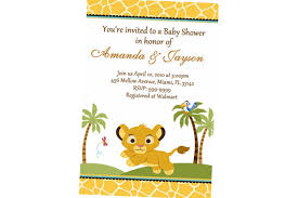 lion king baby shower invitations beautiful lion king baby shower invitations for additional baby