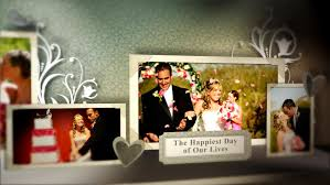 wedding pop up book after effects template fluxvfx