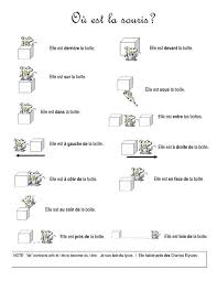67 best french prepositions images on pinterest french