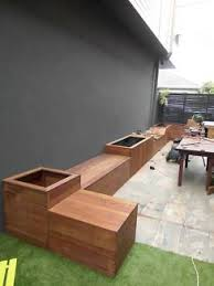 Outdoor Bench With Storage Outdoor Storage Bench Seat Gumtree Australia Free Local Classifieds
