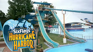 Six Flags In Usa Six Flags Hurricane Harbor Arlington Tour Youtube