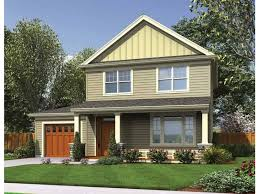 craftsman 2 story house plans home plan homepw73382 1700 square foot 4 bedroom 2 bathroom