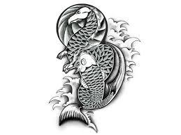 yin yang koi fish sle