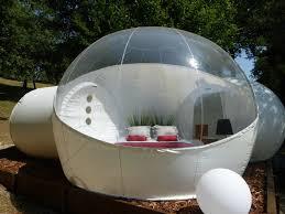 bulle chambre chambre d hôte insolite la bulle perdue gironde 1470634 abritel