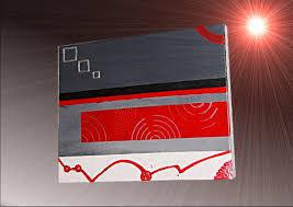 Peinture Rouge Cuisine by Cuisine Rouge Et Lin Fourneaux Modeles Faciles A Caser