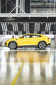lamborghini headquarters 2019 lamborghini urus factory production design process