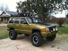 raised jeep cherokee jeep commander lifted offroad 34 u2013 mobmasker