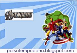 cards ideas with free printable avengers birthday invitations hd