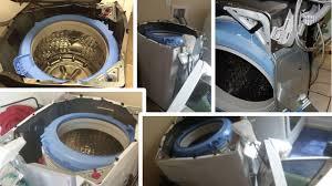 consumers claim some samsung washing machines explode abc11 com