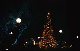stuff from the park disneyland christmas at night 1955