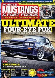 mustangs fast fords mustangs fast fords may 2016 pdf magazines