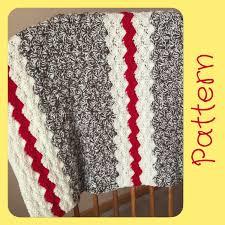 Sock Monkey Baby Bedding Sock Monkey Baby Blanket Crochet Pattern Crochet Blanket
