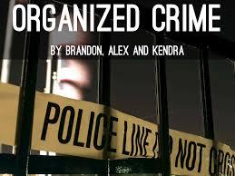 organized crime organized crime by wegnbra16