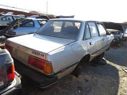 peugeot 505 coupe junkyard find 1986 peugeot 505 s the truth about cars