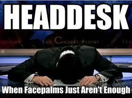 Double Facepalm Meme - pretty double facepalm meme top 10 annoying customers gun panies