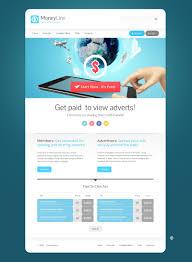 financial advisor responsive website template 49115