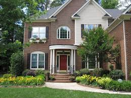 exterior exterior paint color with window shutters and front