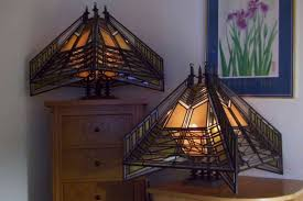 frank lloyd wright lighting at prairie furniture and glass purchase custom lighting and artglass